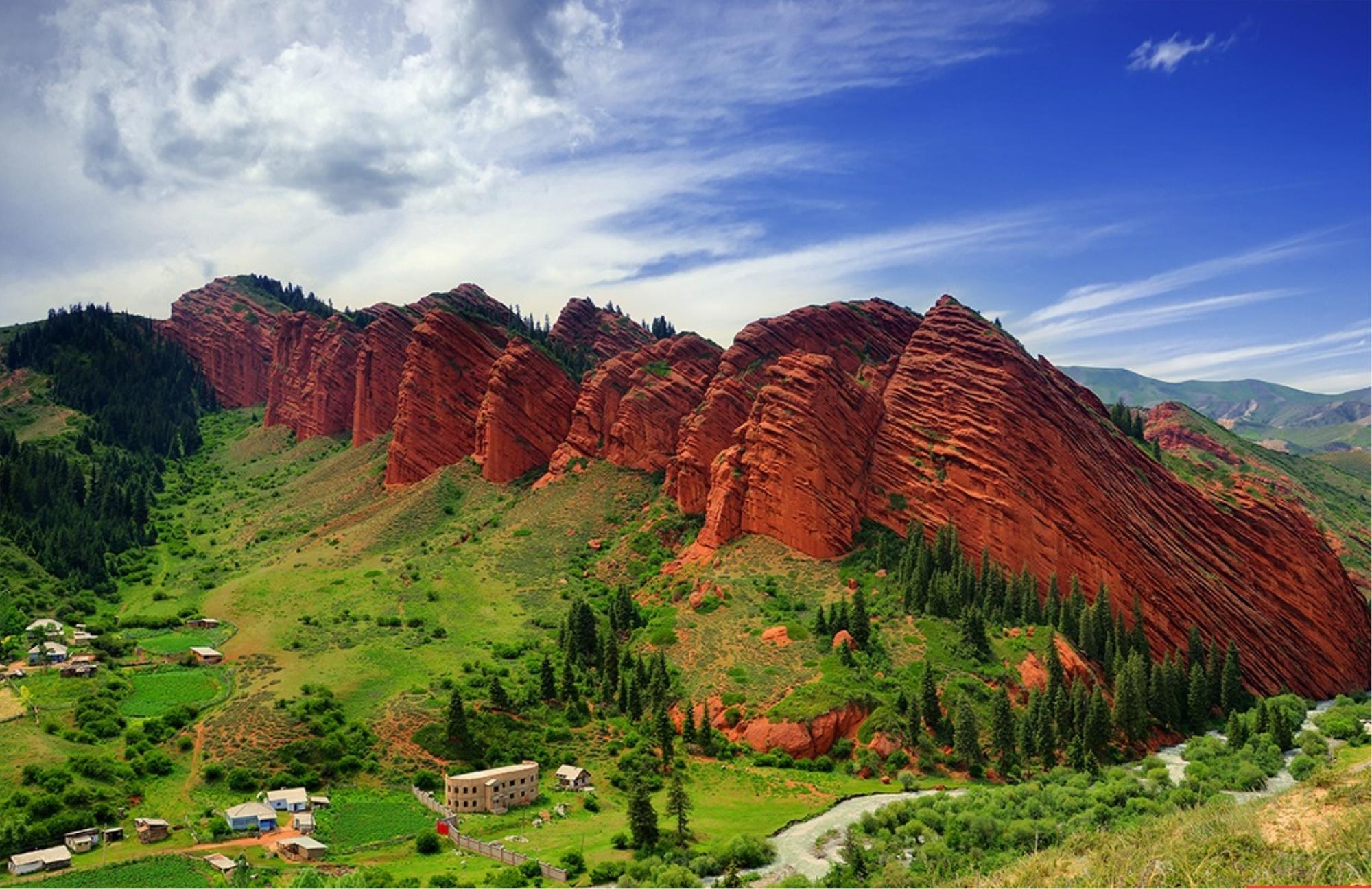Топ-5 мест, которые обязательно стоит посетить даже в коротком путешествии по Киргизии