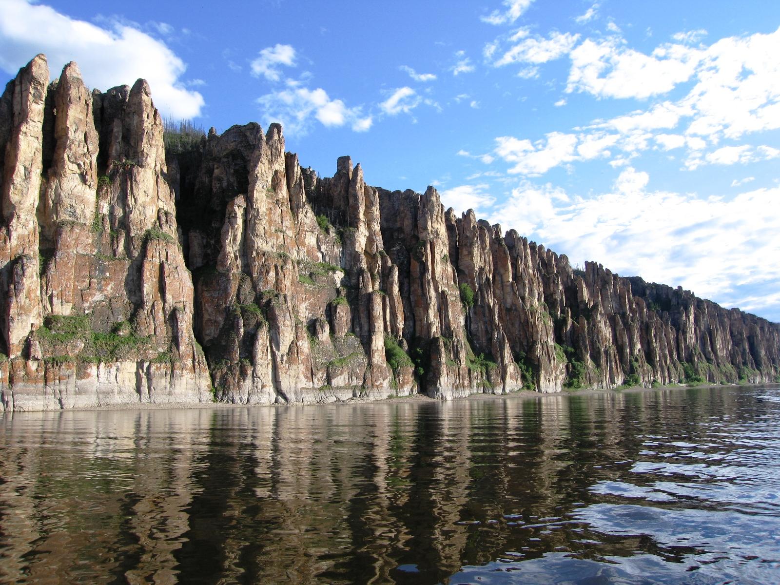 Топ-7 лучших российских природных мест для отличного путешествия