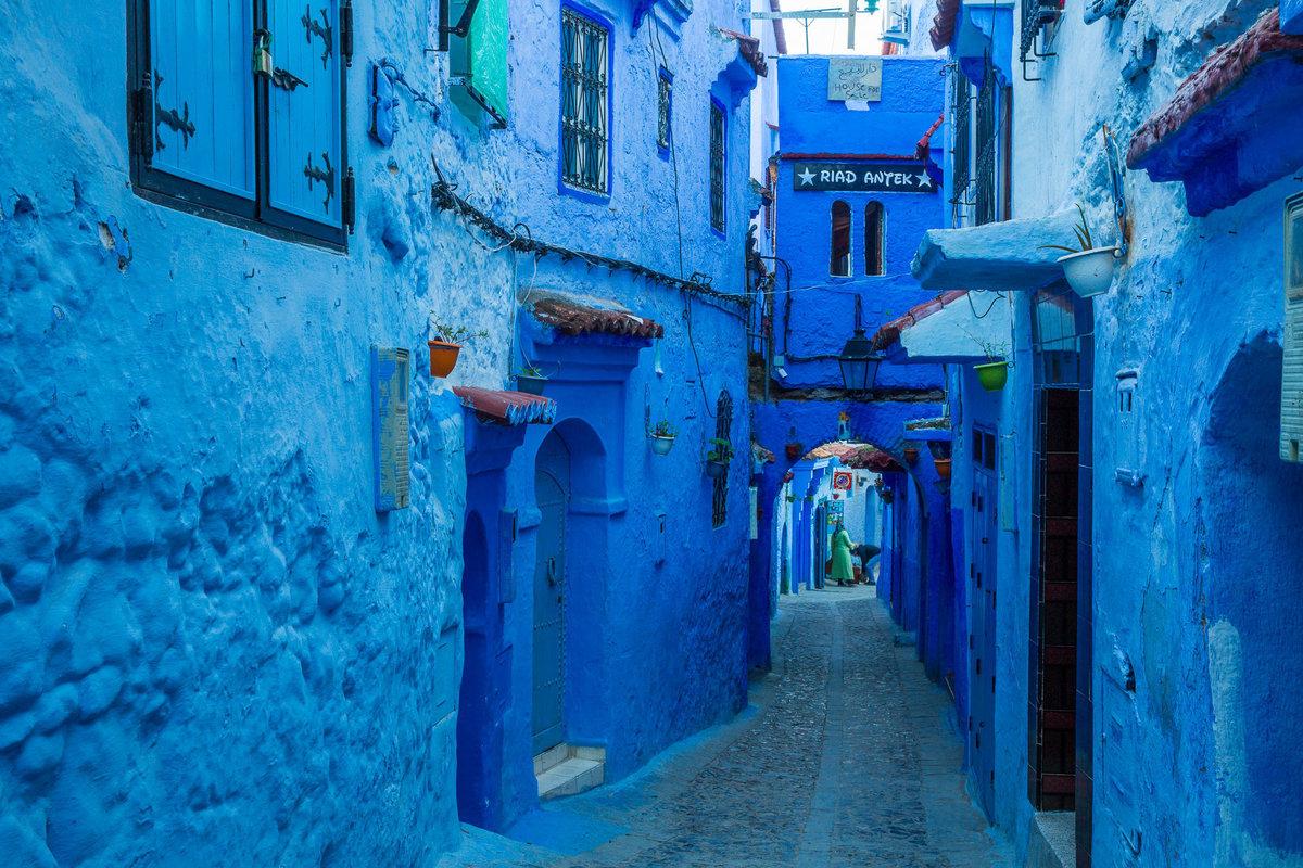 Чем ярче, тем известнее! Топ-5 самых красочных улиц в мире