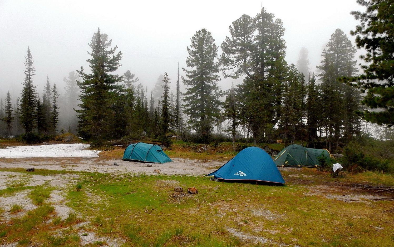 Где в России можно экстремально и с пользой отдохнуть в палатке