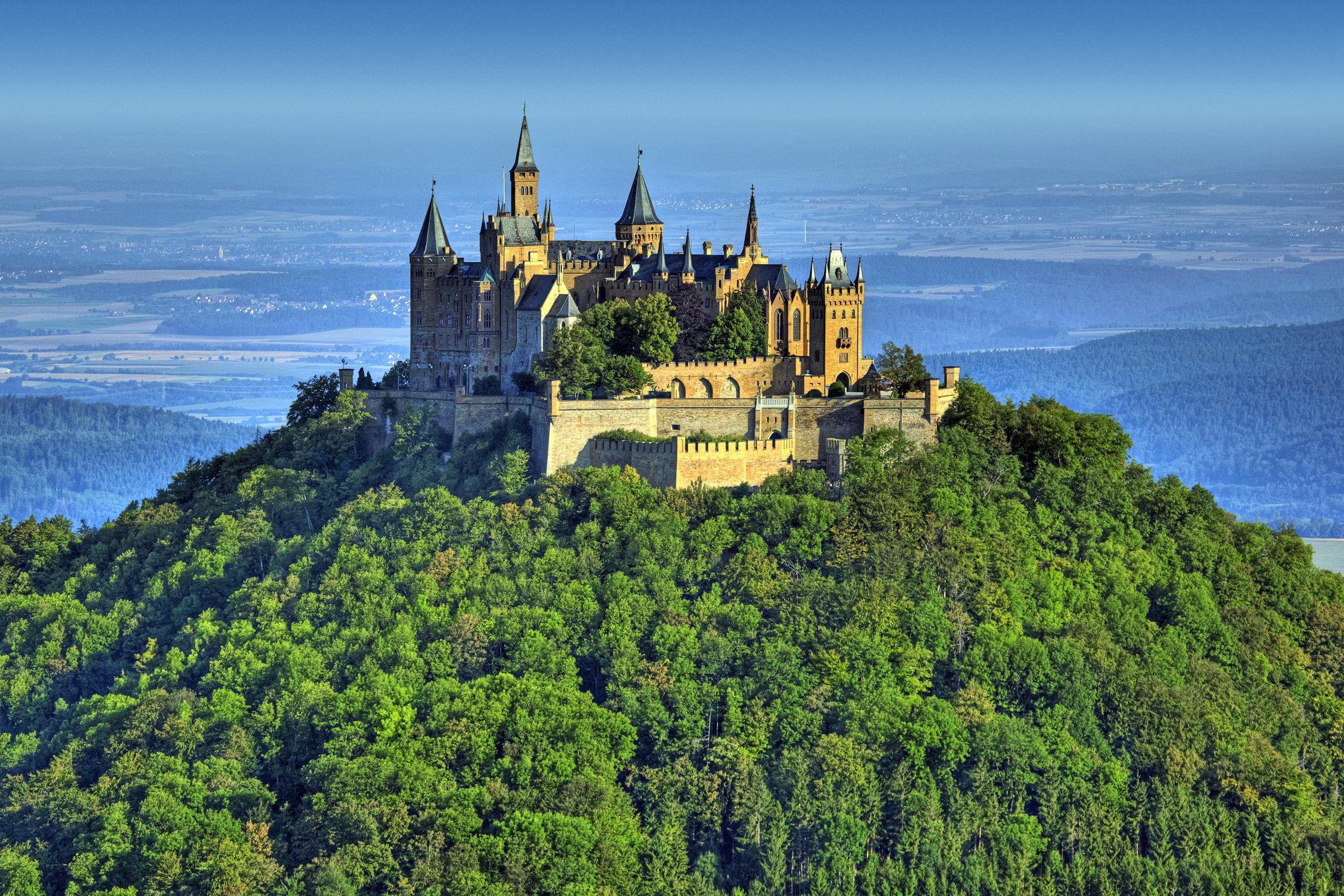 Топ-5 красивейших мест в Германии, идеально подходящих для отдыха