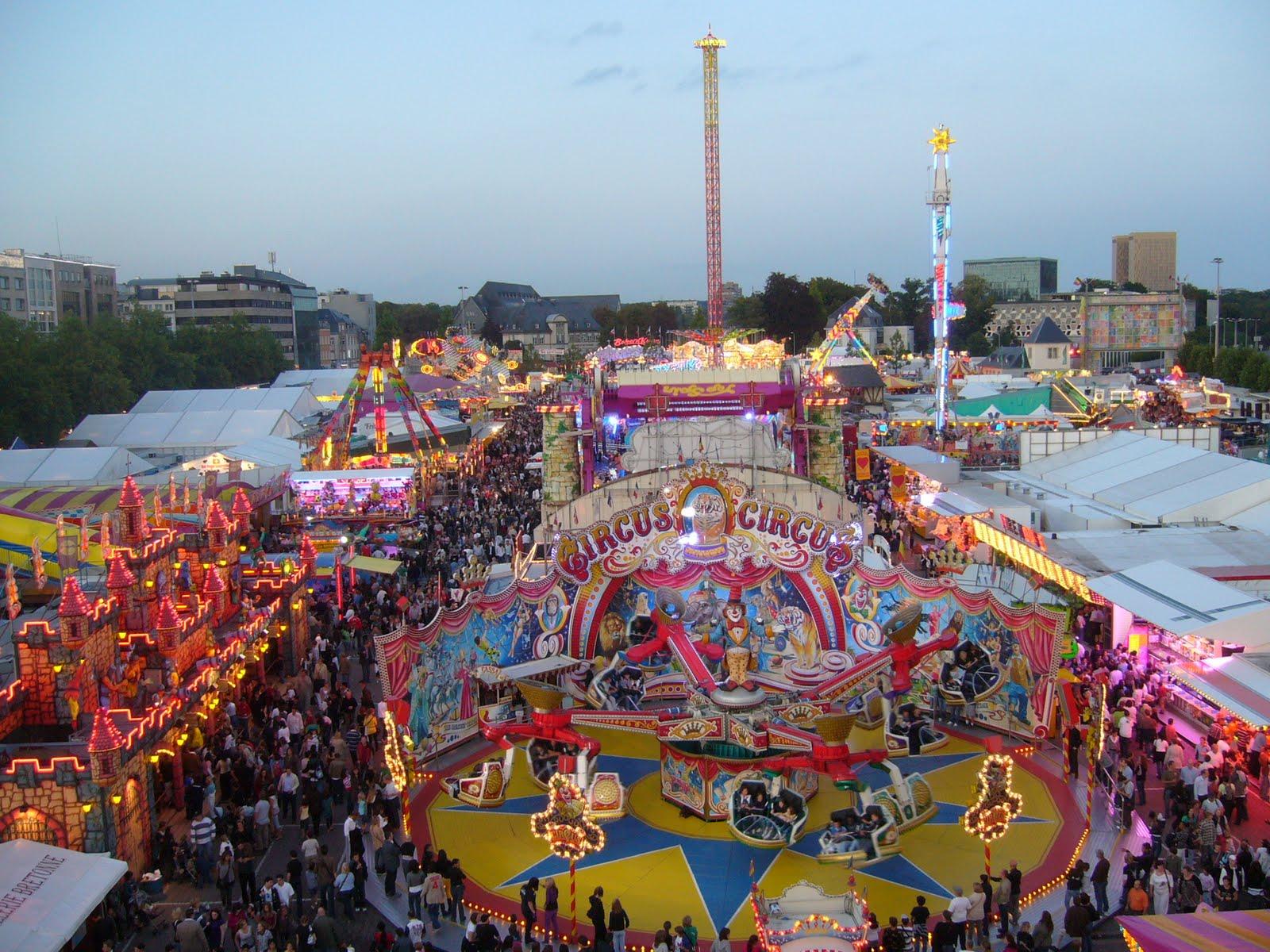 Лучшее время для поездки в Германию на пивные фестивали