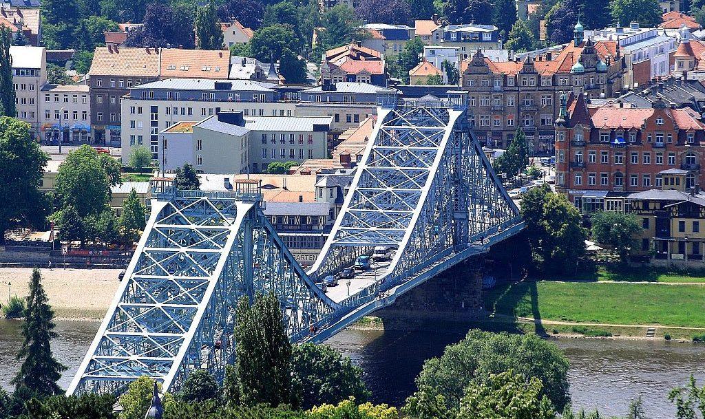 Топ-5 интереснейших достопримечательностей Дрездена