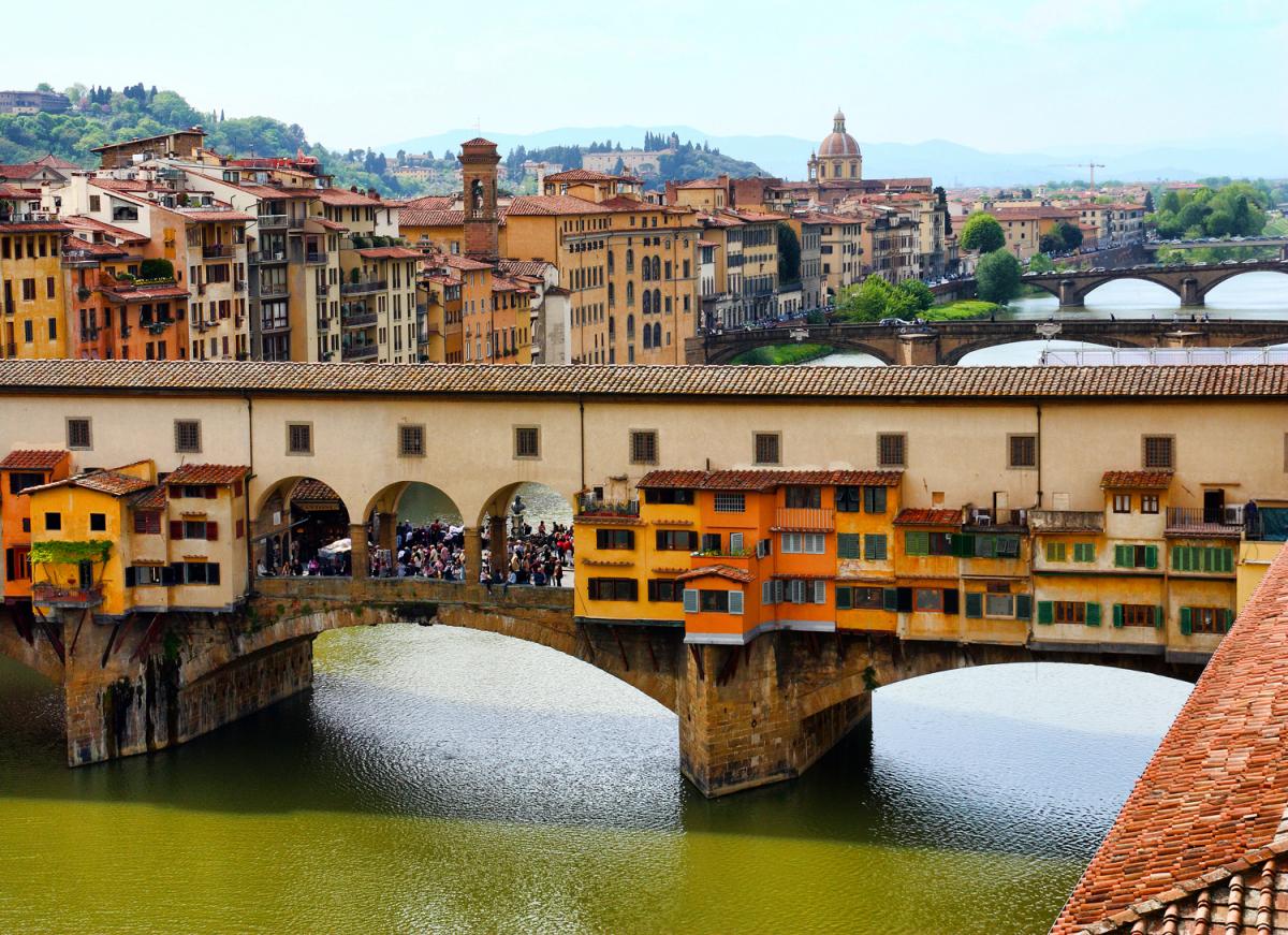 Топ-5 самых необычных мостов в мире