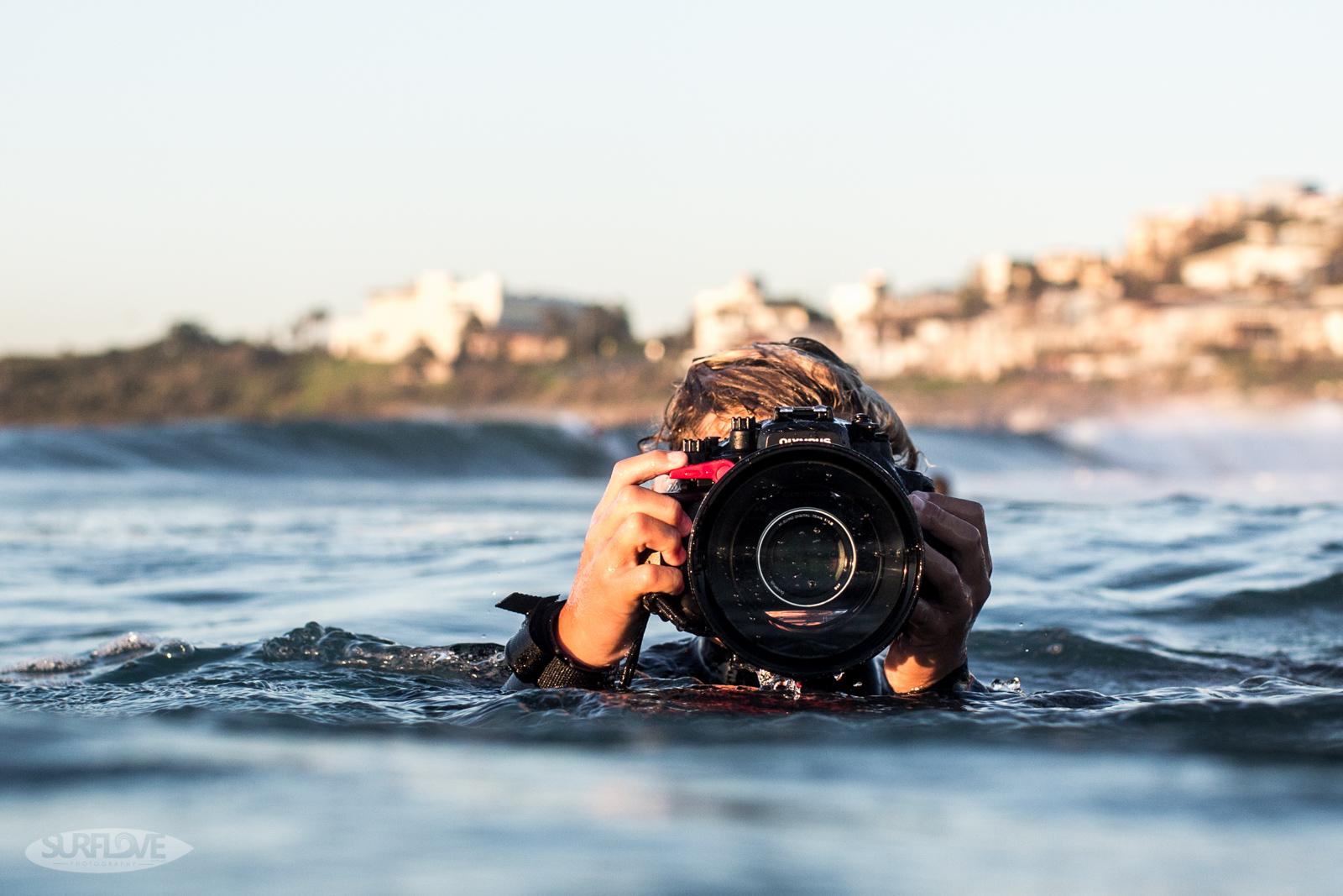 Какой фотоаппарат взять на море