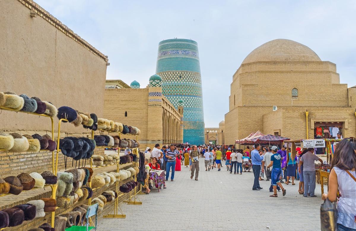 Топ-5 интересных идей на время пребывания в Узбекистане