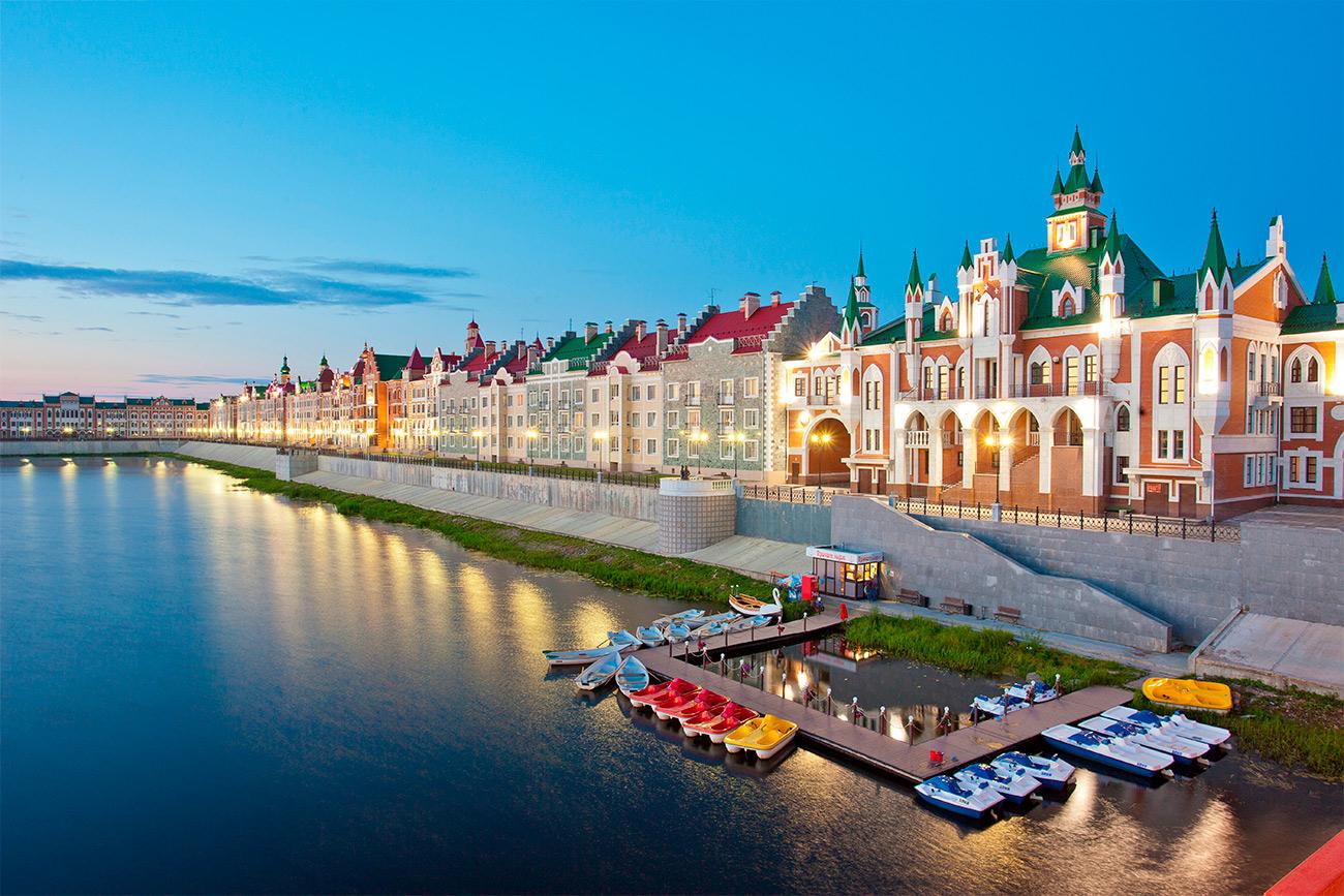 Не совсем типичная Россия: топ-5 мест, в которых сложно узнать нашу страну