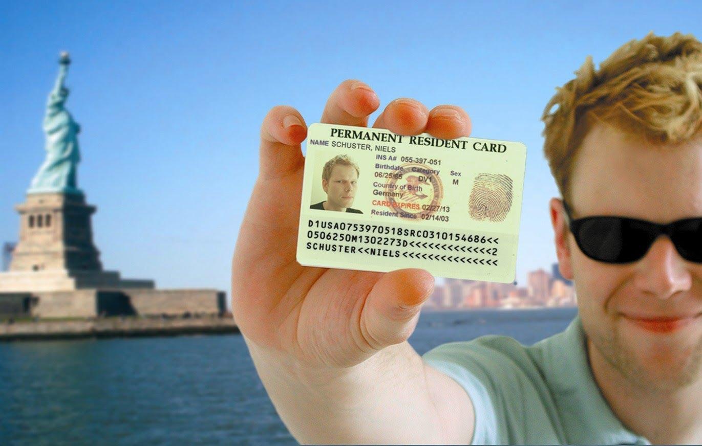 Все о грин-карте: зачем и кому она нужна, как получить