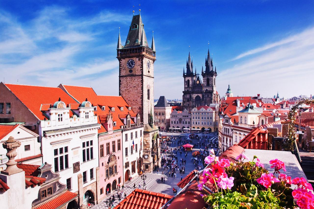 Топ-5 причин отправиться в Чехию этой осенью