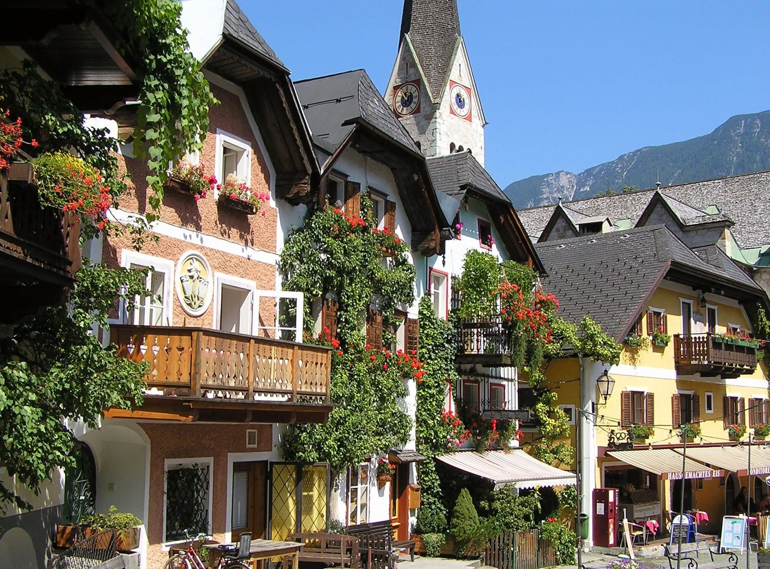 5 причин посетить Австрию в этом ноябре